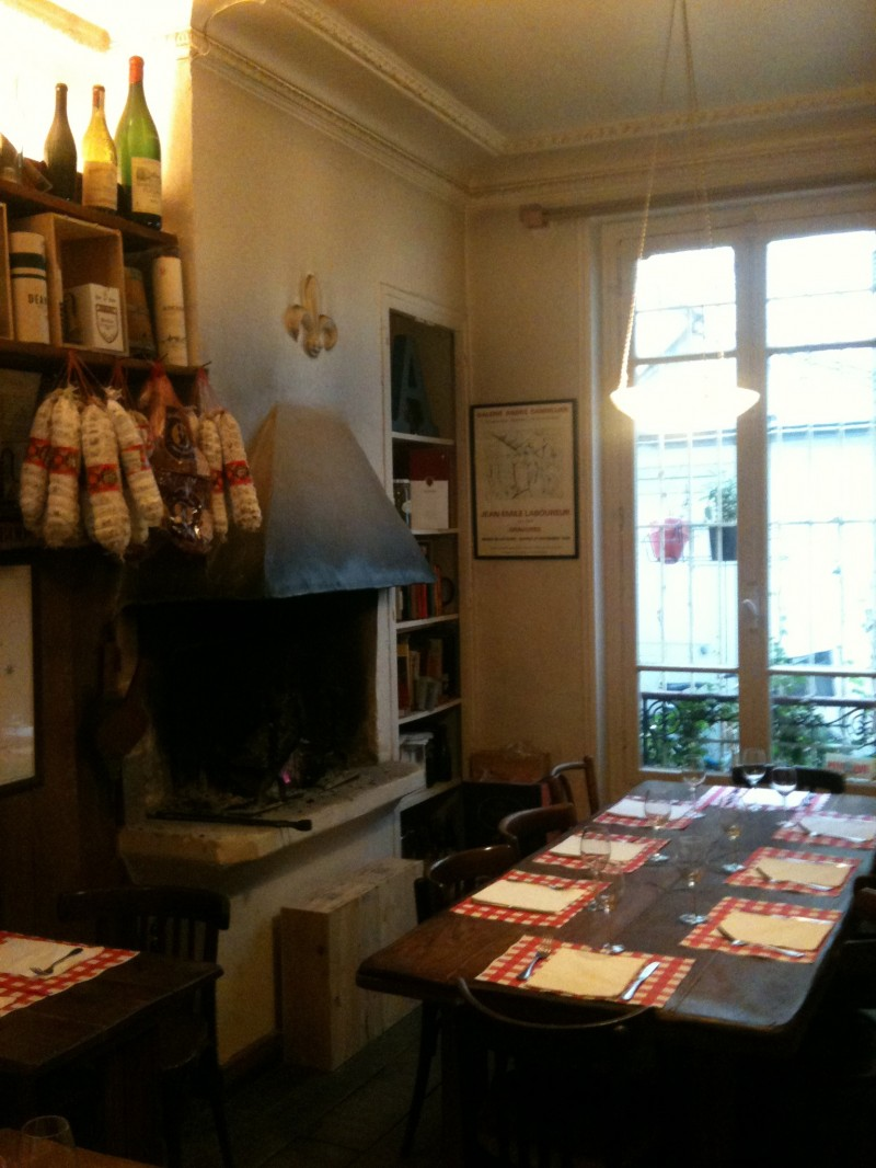 Table d'hôtes - 33 rue Brunel